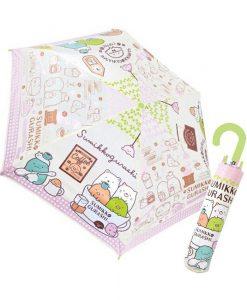 Sumikko Gurashi-foldable umbrella