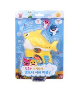 Baby Shark Bubble Gun