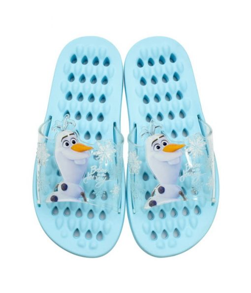Frozen 2 bathroom shoes Olaf