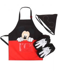 Mickey Mouse Apron Set