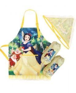 Snow White Apron Set