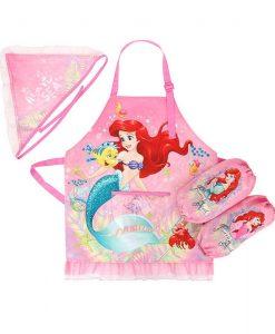 The Little Mermaid Apron Set