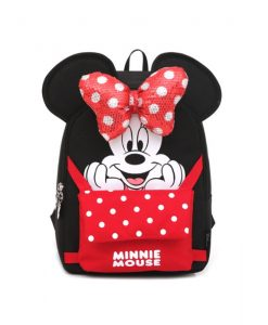 Minnie Mouse infant backpack