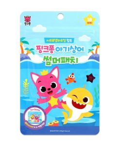 Pinkfong Baby Shark Summer Patch Mosquito Patch