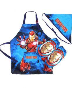 Iron Man Apron Set