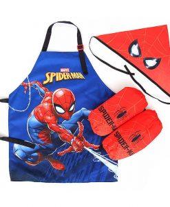 Spider-Man Apron Set